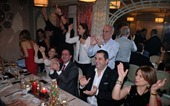 21 December, 2017- The Syndicate of Owners of Restaurant, Cafes, Clubs and Patisseries in Lebanon organized a dinner at the Table d'Alfred restaurant in Achrafieh, attended by Tourism Minister Avedis Kidianian the police chief of police Colonel Boutros Al-Hashem, the head of the Central Inspection Authority Judge Georges Attieh, the judge of the State Consultative Council, Tourism and Tourism Ministry. Among the attendees were:  Boecker, Mrs. Bana Kobrosly Café Najjar, Mr. George Najjar and Nicolas Aydinis Clover Brokers, Mr. Ghassan Salloum Diageo, Mr. Ziad Karam Mr. Iyad Abdel Nour Mr. Elie Feghali Mr. Nabil Rizkallah Mr. Ramez Saliba Mr. Habib Khoury Rafael Mr. Michel Ghosn Messrs. Najib Hobeika and Fadi Laloun Mr. Mostafa Samad VIP Parking Control Mr. Shadi Haber Vresso Mr. Carl Sabounjian.  Hospitality Services, Nouhad, Joumana, and Randa Dammous.